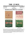 The 22 Box - Volume 25 Number 1