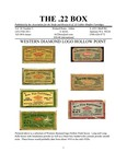 The 22 Box - Volume 26 Number 2