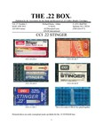 The 22 Box - Volume 27 Number 3