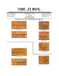 The 22 Box - Volume 27 Number 4