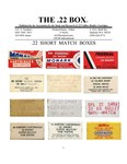 The 22 Box - Volume 31 Number 1