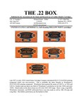 The 22 Box - Volume 32 Number 5