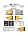 The 22 Box - Volume 32 Number 6