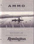 1994 Remington 1 Jan Dealers Price List