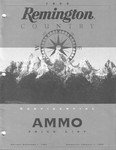 1995 Remington 1 Jan Dealer Price List