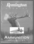 1996 Remington 1 Jan Dealer Price List