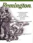1996 Remington Law Enforcement Catalog