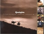 2001 Remington Retail Catalog