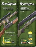 2010 Remington Retail Catalog-Pocket Size