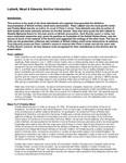 Labbett, Mead & Edwards Archive Introduction