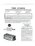 The 22 Box - Volume 12 Number 6