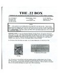 The 22 Box - Volume 13 Number 2