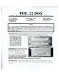 The 22 Box - Volume 13 Number 3