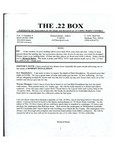 The 22 Box - Volume 13 Number 4