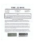 The 22 Box - Volume 13 Number 5