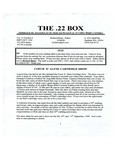 The 22 Box - Volume 13 Number 6