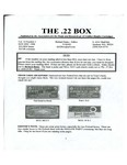 The 22 Box - Volume 14 Number 1