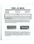 The 22 Box - Volume 14 Number 2