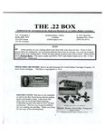 The 22 Box - Volume 14 Number 3