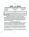 The 22 Box - Volume 14 Number 5