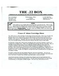 The 22 Box - Volume 14 Number 6