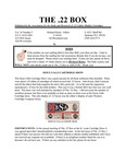 The 22 Box - Volume 16 Number 5