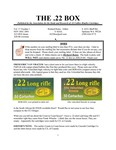 The 22 Box - Volume 17 Number 1