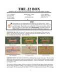 The 22 Box - Volume 17 Number 2