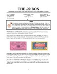 The 22 Box - Volume 17 Number 3