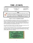The 22 Box - Volume 17 Number 4