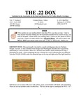 The 22 Box - Volume 17 Number 5